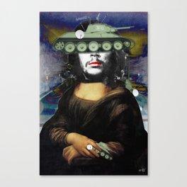 Mona Vara Collage 2 Canvas Print