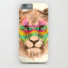 Lioness II iPhone 6 Slim Case