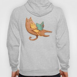The Cat's Mother Hoody