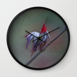 Ready for take off Wall Clock