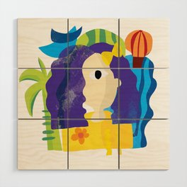 Is that Leela? Wood Wall Art