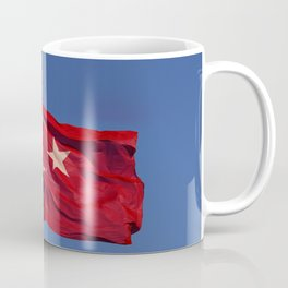 Flag Of Turkey Coffee Mug