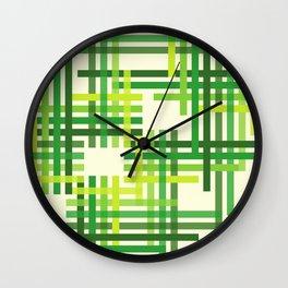 Scabiosa Wall Clock