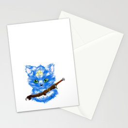 A link to the cats Stationery Cards