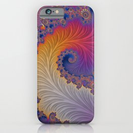 Flamboyant - Fractal Art  iPhone Case