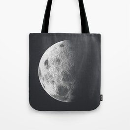 Moon Poster Tote Bag