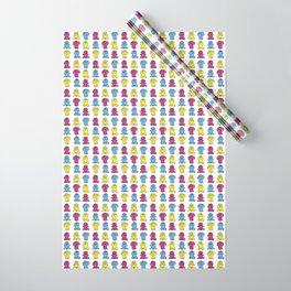 Monkey, monkey, monkey Wrapping Paper