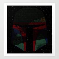 Star Explorer  Art Print