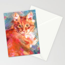 Orange Marmalade Stationery Cards
