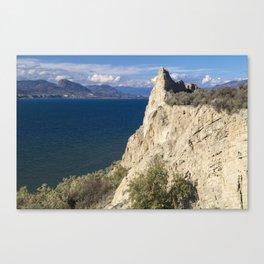 Penticton Naramata Bench Landscape Canvas Print