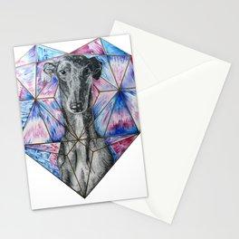 Gem Heart Stationery Cards