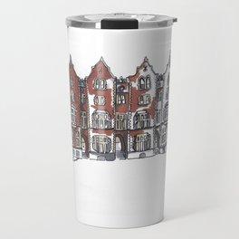 York, England Travel Mug