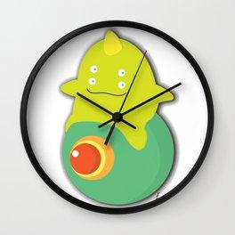Little Monster Wall Clock