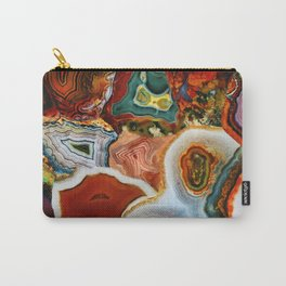 The Earth for the all-pervading Skies, the Moon and the Sun Carry-All Pouch