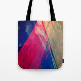 Signs in the Sky Collection II- Pillars to the Sky Tote Bag