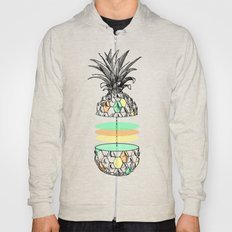 Sliced pineapple Hoody