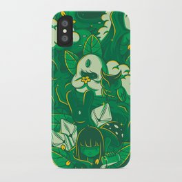 Miracle of life iPhone Case