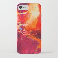 phoenix iPhone & iPod Cases featuring Phoenix by Wahndur