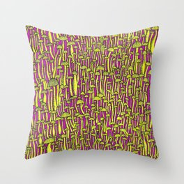 Revelaciones Throw Pillow