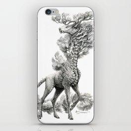 Pinus strobus iPhone Skin