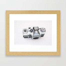 Photo aparat Framed Art Print