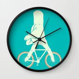 Go Ride Wall Clock