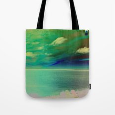 Sunset on the Sound - Outerbanks, North Carolina Tote Bag