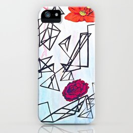 Geometrics iPhone Case