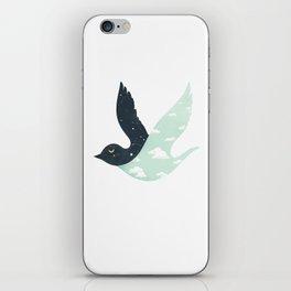 Bipolar Bird iPhone Skin