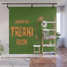 Freaki Freaki Freaki Freaki room. Wall Mural