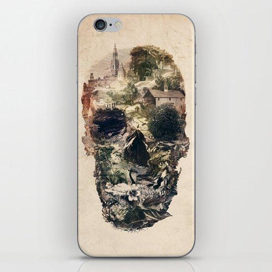 Skull Town iPhone & iPod Skin