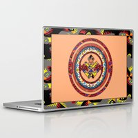 totem Laptop & iPad Skins featuring Totem by Robin Curtiss