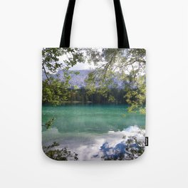 When Nature Sings Her Lullaby Tote Bag