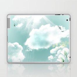 look at the sky Laptop & iPad Skin