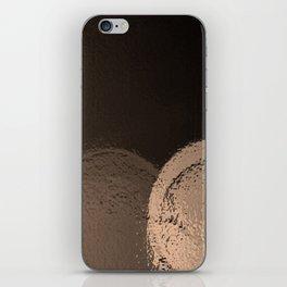 Dark Night Sepia iPhone Skin