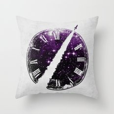 A Journey through Space and Time 2 Throw Pillow