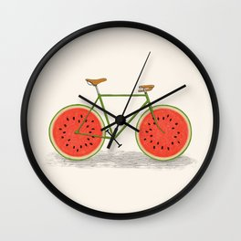 Juicy Wall Clock