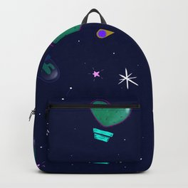 Cactus Space Backpack