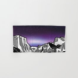 Yosemite Hand & Bath Towel