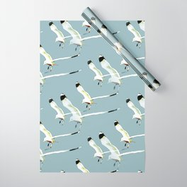 Seagull clones Wrapping Paper
