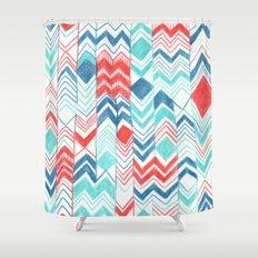 Pattern 31 Shower Curtain