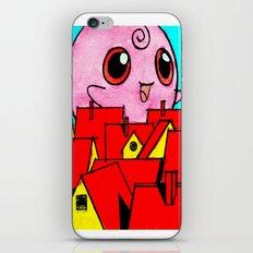 Pink Horror iPhone & iPod Skin