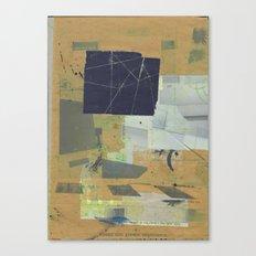 sedimenti 81 Canvas Print