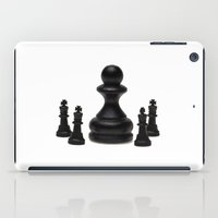 boss iPad Cases featuring Big Boss by digital2real