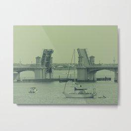 Drawbridge  Metal Print
