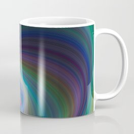 Elliptical Eye Coffee Mug