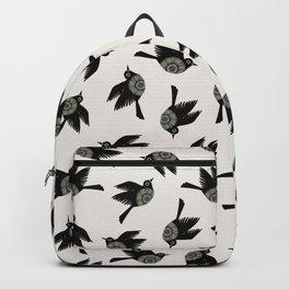 Blackbirds Flying Backpack