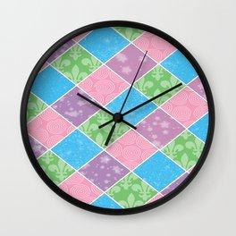 Dazed & Preppy Wall Clock