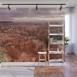 Sunset Point 6173 - Bryce_Canyon_National_Park, UT Wall Mural