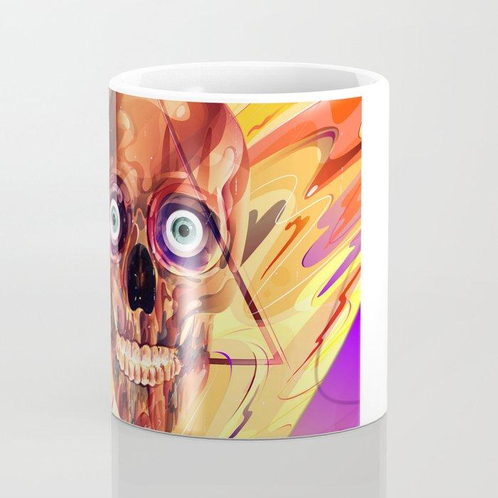 Deathzophrenia. Coffee Mug